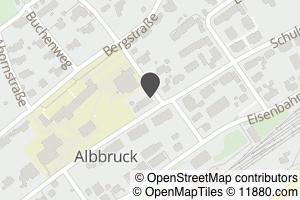 Auf Stadtplan Albbruck anzeigen