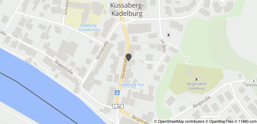 Auf Stadtplan Küssaberg anzeigen