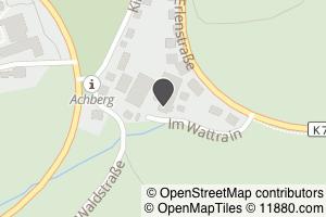 Auf Stadtplan Achberg bei Lindau anzeigen