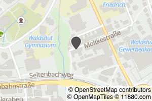 Auf Stadtplan Waldshut-Tiengen anzeigen