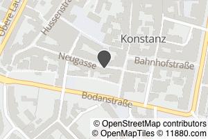 Auf Stadtplan Konstanz anzeigen