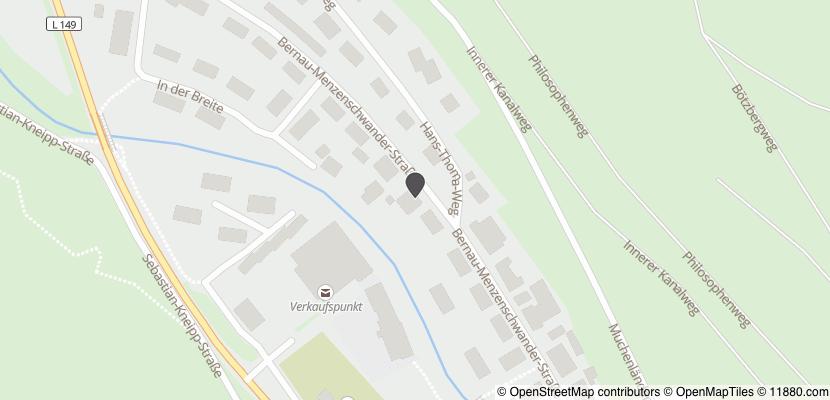 ▷ Cafe Walz ✅ | Tel. (07672) 5... ☎ - Adresse