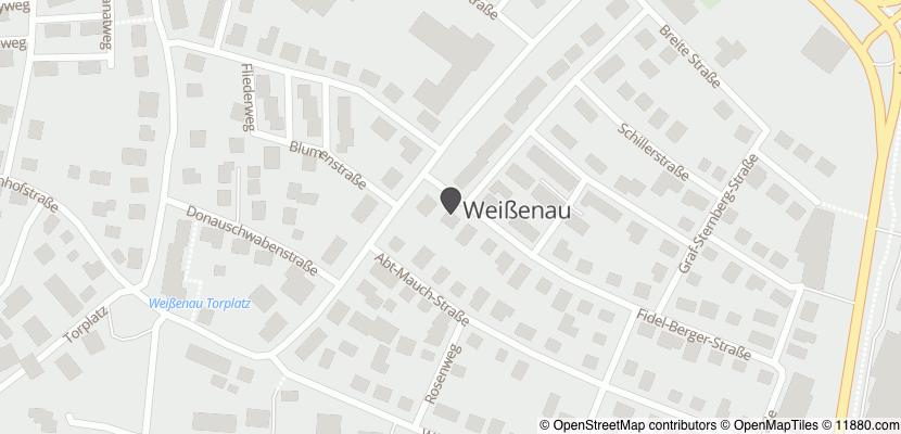 Auf Stadtplan Ravensburg, Württemberg anzeigen