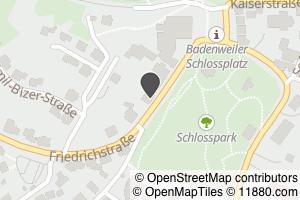 Auf Stadtplan Badenweiler anzeigen