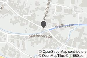 Auf Stadtplan Müllheim, Baden anzeigen