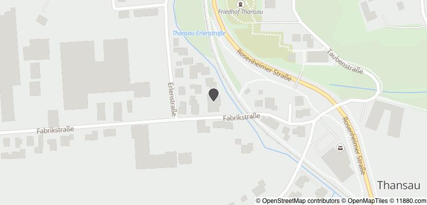 Auf Stadtplan Rohrdorf, Kreis Rosenheim anzeigen