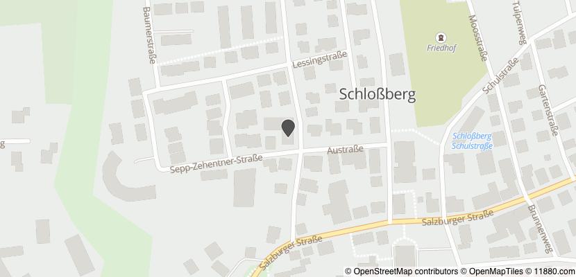Auf Stadtplan Stephanskirchen, Simssee anzeigen