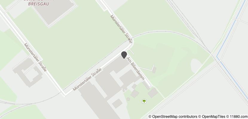 Auf Stadtplan Eschbach, Markgräflerland anzeigen