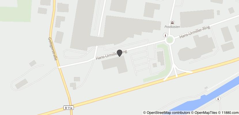 Auf Stadtplan Wolfratshausen anzeigen