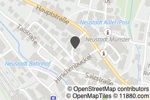 Auf Stadtplan Titisee-Neustadt anzeigen