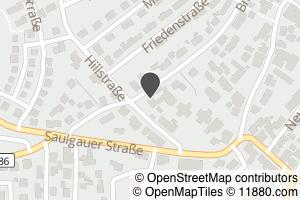 Auf Stadtplan Aulendorf, Württemberg anzeigen