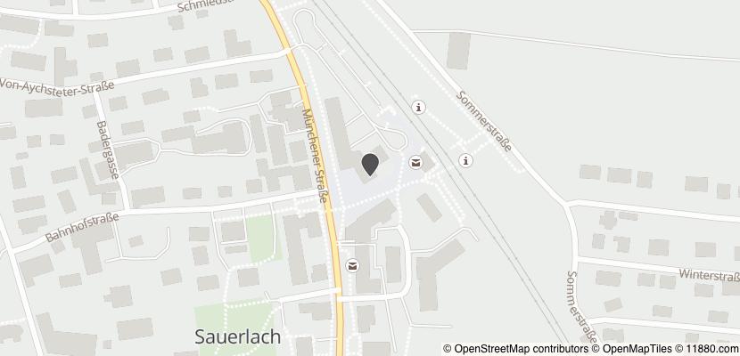 Auf Stadtplan Sauerlach anzeigen