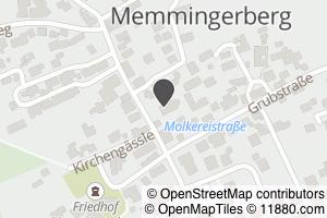 Auf Stadtplan Memmingerberg anzeigen