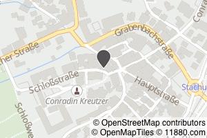 Auf Stadtplan Meßkirch anzeigen