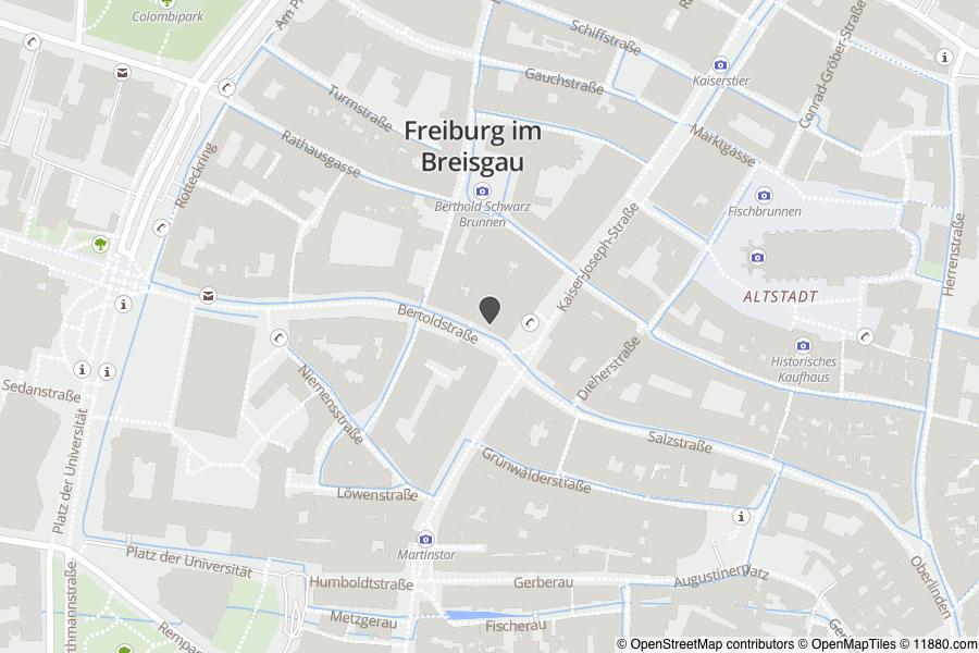 Schuhgeschäft ROLAND Freiburg | Öffnungszeiten | Telefon
