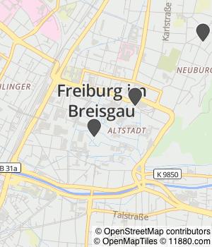 Briefmarke Freiburg Adressen Im Telefonbuch