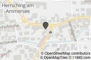 Auf Stadtplan Herrsching am Ammersee anzeigen