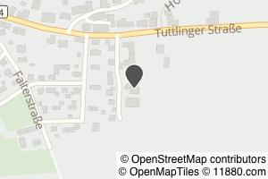 Auf Stadtplan Talheim, Kreis Tuttlingen anzeigen