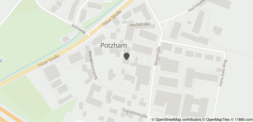 Auf Stadtplan Taufkirchen, Kreis München anzeigen
