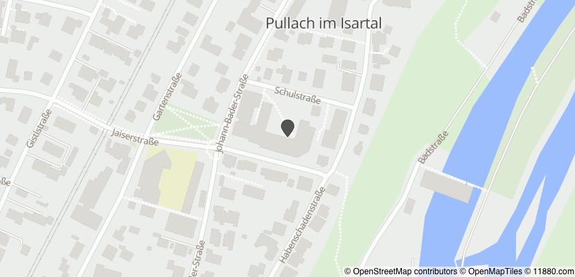Auf Stadtplan Pullach im Isartal anzeigen
