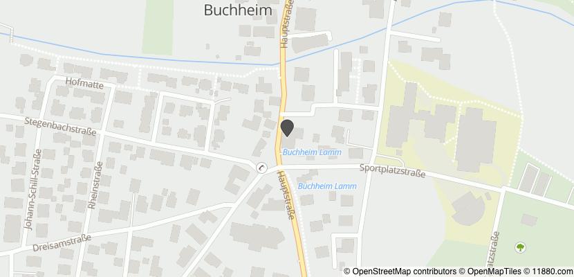Auf Stadtplan March, Breisgau anzeigen