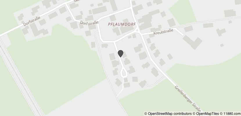 Auf Stadtplan Pflaumdorf anzeigen