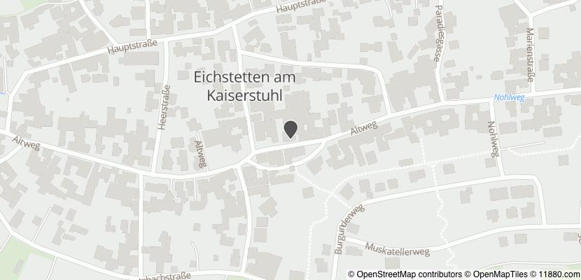 Auf Stadtplan Eichstetten am Kaiserstuhl anzeigen