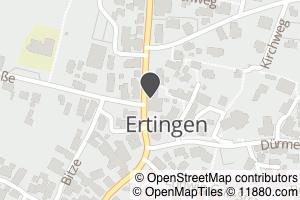 Auf Stadtplan Ertingen anzeigen
