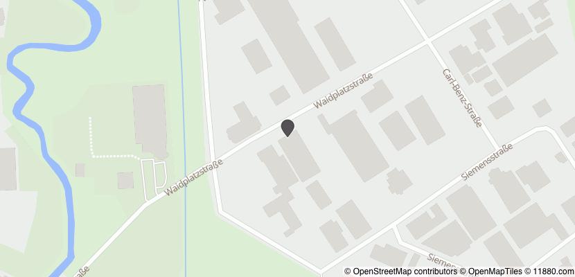 Auf Stadtplan Teningen anzeigen