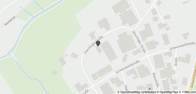 Auf Stadtplan Deißlingen, Neckar anzeigen