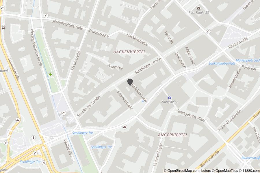 New Hair Salon Sendlingerstraße Tel 089 2671