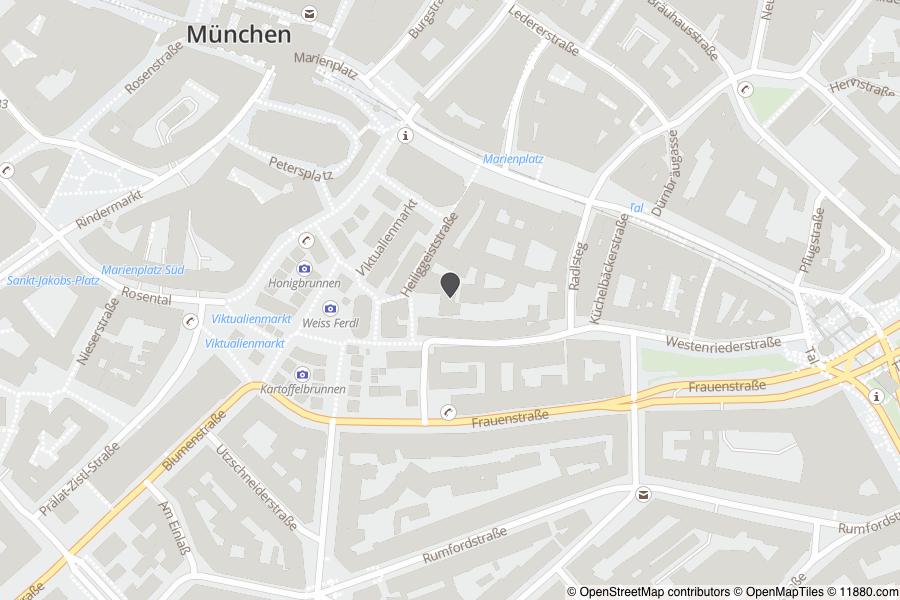 leguano Barfußladen München Altstadt Lehel | Öffnungszeiten