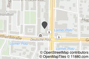 Auf Stadtplan München anzeigen