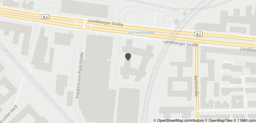 ▷ Kinnarps Büromöbel GmbH Fil. München ✅ | Adresse