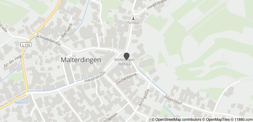 Auf Stadtplan Malterdingen anzeigen
