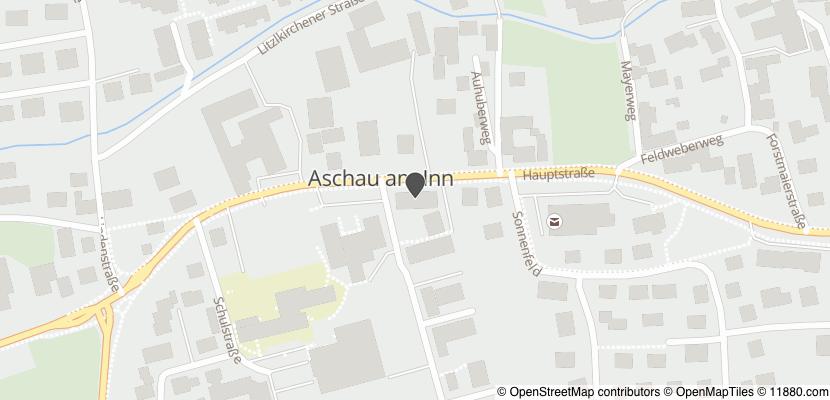 Auf Stadtplan Aschau am Inn anzeigen