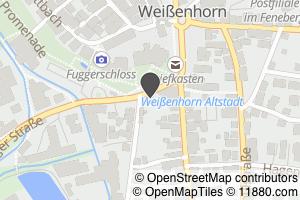 Auf Stadtplan Weißenhorn anzeigen