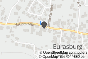 Auf Stadtplan Eurasburg bei Friedberg anzeigen