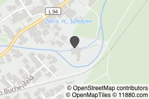 Auf Stadtplan Zell am Harmersbach anzeigen