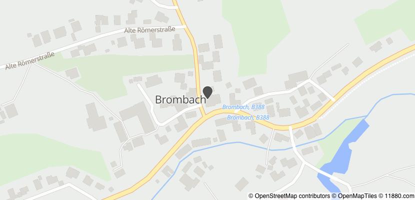 Auf Stadtplan Bad Birnbach, Rottal anzeigen