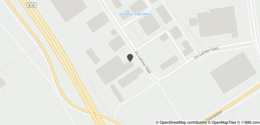 Auf Stadtplan Ulm, Donau anzeigen