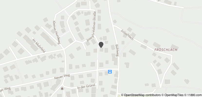 Auf Stadtplan Ortenberg, Baden anzeigen