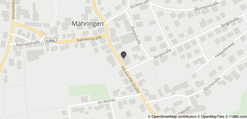 Auf Stadtplan Kusterdingen anzeigen