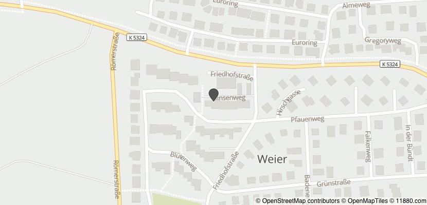 Auf Stadtplan Offenburg anzeigen