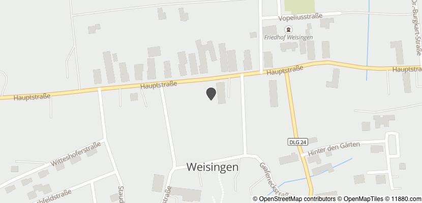 Auf Stadtplan Holzheim, Kreis Dillingen an der Donau anzeigen