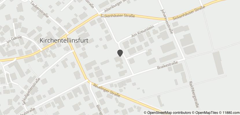 Auf Stadtplan Kirchentellinsfurt anzeigen