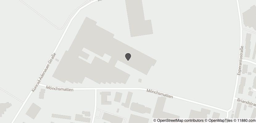 Auf Stadtplan Oberkirch, Baden anzeigen