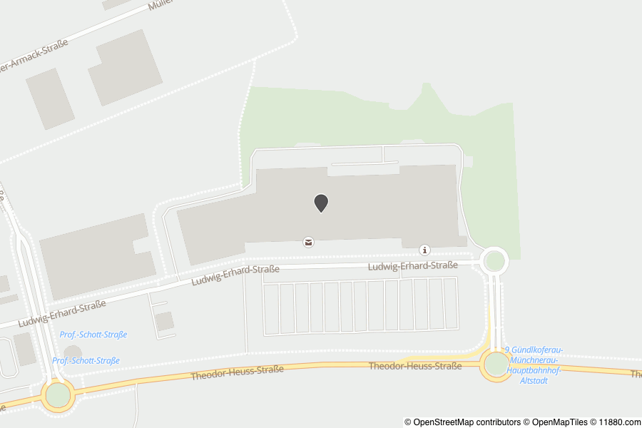 Depot Fil Landshut Park Tel 0871 27695 Adresse