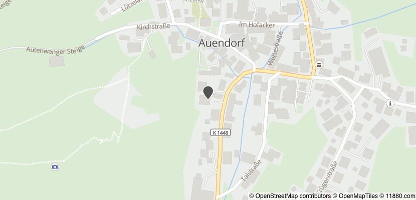 Auf Stadtplan Bad Ditzenbach anzeigen
