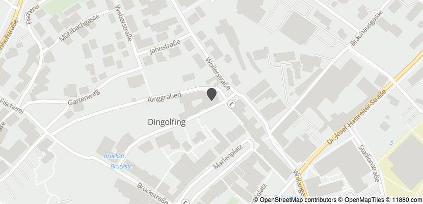 Auf Stadtplan Dingolfing anzeigen
